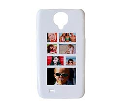 Cover S4 3D Samsung con Collage