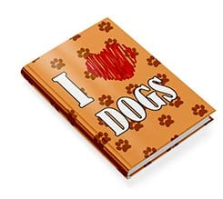 Diario Animali I love dog