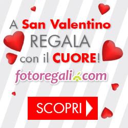 FotoRegali San Valentino