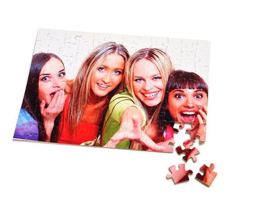 puzzle con foto ragazze
