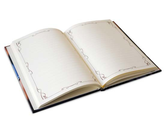 diario con copertina personaliizata