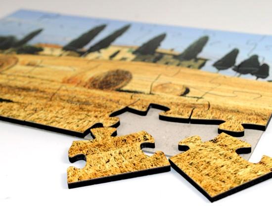 puzzle su legno