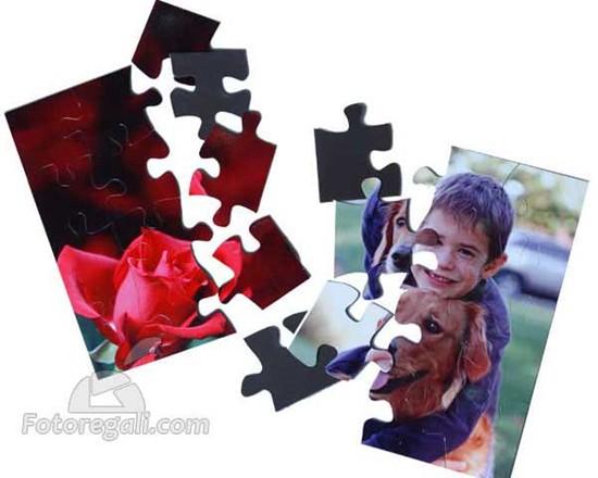 puzzle magnetici con foto