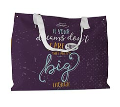 Borsa mare Big dreams