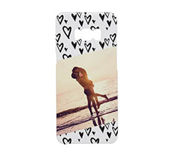 Cover Galaxy S8 3D Cuori