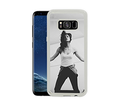 Cover Galaxy S8 in Silicone con Foto