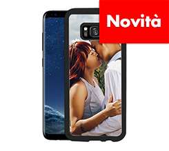Crea Cover Galaxy S8 Plus in Silicone