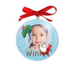 Foto Dentro Palline Di Natale.Palline Di Natale Con La Foto Dentro Disegni Di Natale 2019