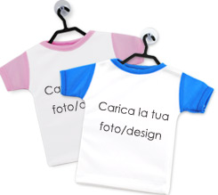 Personalizza Mini T-Shirt
