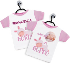 Mini T-Shirt Coniglietta