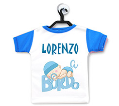 Mini T-Shirt Bimbo
