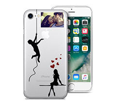 Cover Trasparente iPhone 7 Apple for you