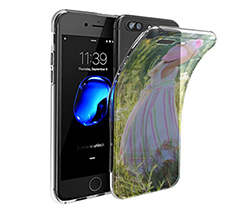 Stampa Cover Trasparente iPhone 7 Plus