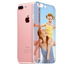 Crea Cover Trasparente iPhone 8 Plus
