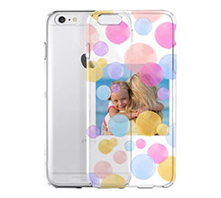 Cover Trasparente iPhone 6 Delphin