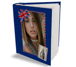 London Album Fotografici Con Tasche 16x20