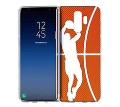 Cover trasparente Galaxy S9 Plus Basket