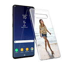 Crea Cover Trasparente Galaxy S10 Plus