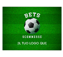 Zerbino Promozionale large Bets