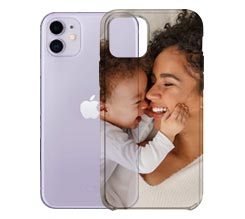 Cover Trasparente iPhone 11