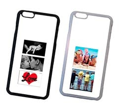 Cover Personalizzate iPhone 6 Plus Collage
