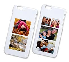 3D iPhone 6 Cover Personalizzate Collage