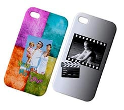 Cover 3D iPhone 4/4S con Grafiche