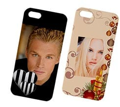Cover 3D iPhone 5 con Grafiche