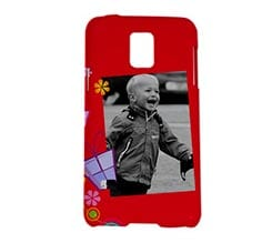 Cover 3D S5 Mini Samsung con Grafiche