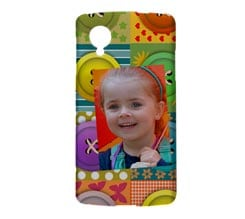 Cover 3D Nexus 5 con Grafiche