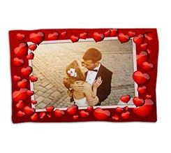Coperta Matrimoniale Personalizzata Con Foto.Coperte Personalizzate Fotoregali Com