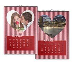 Calendari Multipagina Love Rigato A3