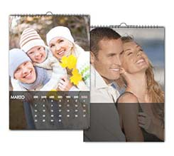 Transparence su Calendari Multipagina A3
