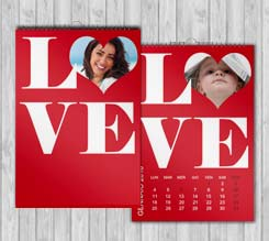 Big Love Calendari Multipagina A4