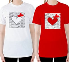 Cuore Centrale T-shirt