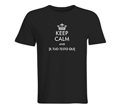 Keep Calm One T-shirt