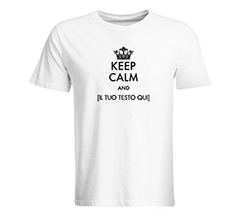 Keep Calm Two T-shirt