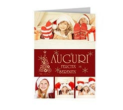 Rosso Natale Cards