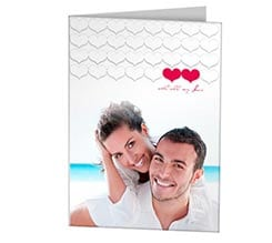 Elegance Hearts Cards