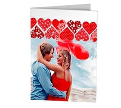 Deco Hearts Cards