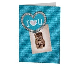 Love Jeans Cards