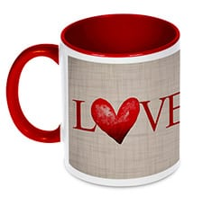 Tazza Panoramica Fall in Love