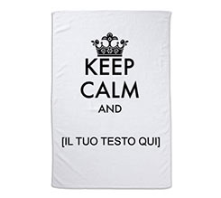 Coperta 150x100 - Keep Calm and