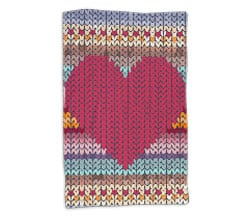 Coperta 150x100 Soft Heart