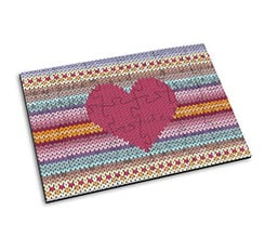 Puzzle in Legno Small Soft Love
