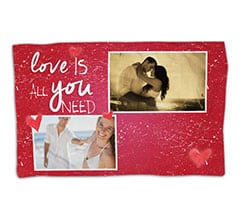 Coperta 150x100 Love is You