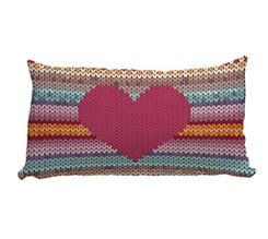 Cuscino Carezza Love Multicolour