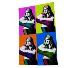 Crea Pop Art su Coperta
