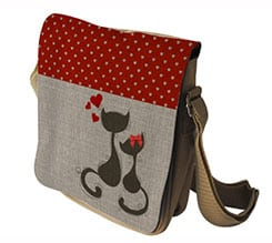Borsa Joy Little Cats