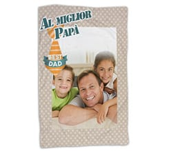 Coperta 150x100 Best Dad